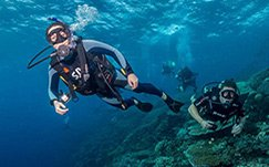 Advanced open water Padi